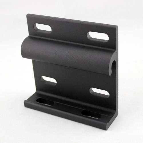 Platine support de fixation gris pour store coffre SAMOA