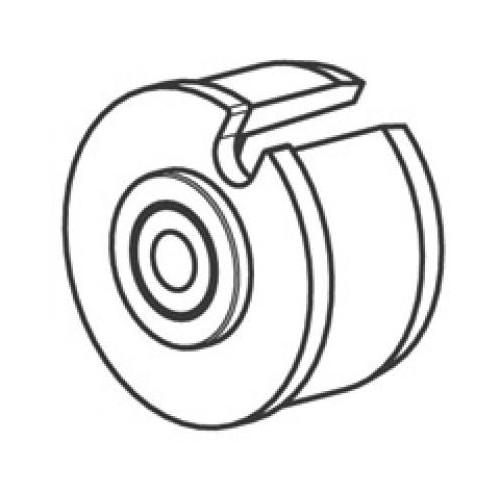 EOI270 Tourillon creux 70mm