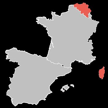 Livraison de votre store banne en Belgique et en Corse