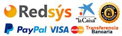 Pago seguro con tarjeta - Store-en-stock.com