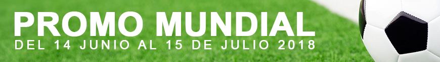 Promo de la coupe du monde 2018
